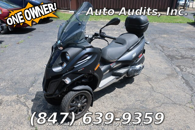 2009 Piaggio MP3 500 - No data